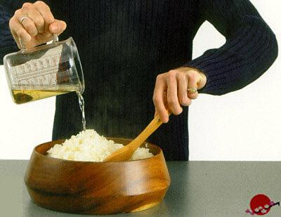 рецепт соус на рис для суши
